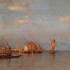 Exquisite! Samuel Colman 1832 –1920