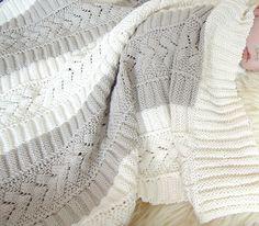 Ravelry: Baby Blanket - P023 pattern by OGE Knitwear Designs