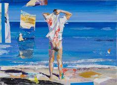 Events > 2016 > febrero > El juego de Alfonso AlbaceteNoMaybeI'm AttendingAbout this event:Created by soniaOn 4 febrero, 2016 from 0:00 to 12 marzo, 2016 0:00Marlborough BarcelonaEn el primero,la orilla representa el límite de la existencia, al mismo tiempo que el agua es fuente de vida; mientras que en el segundo, incorpora, una vezmás, la...  Read more » Portrait, Painters, Beach, Nude, Hidden Images, Art Centers, Fine Art, Second Best, Graphic Art