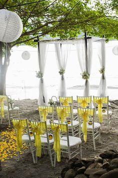 Casamento na praia: ideias de decoração