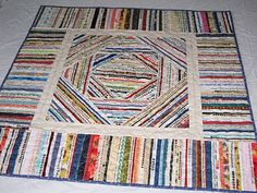 Enid's Selvage Quilt