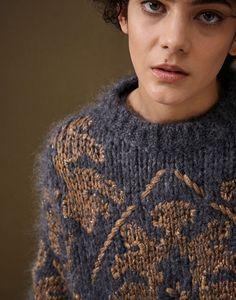Пуловер из коллекции Brunello Cucinelli Fall 2017. Обсуждение на LiveInternet - Российский Сервис Онлайн-Дневников
