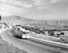 De Waal Drive,   c1964. | by Etiennedup Old Pictures, Old Photos, Cities In Africa, Desert Life, Vintage Photographs, Vintage Photos, Cape Town South Africa, Most Beautiful Cities, Old Buildings