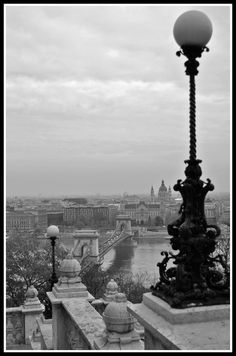 The Széchenyi Chain Bridge (Hungarian: Széchenyi lánchíd) is a suspension bridge that spans the River Danube, Budapest, Hungary
