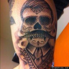 Tattoo pancho villa tattoos pinterest pancho villa for Emiliano zapata tattoo