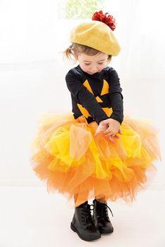 たった400円でかわいい!100均水切りネットで「ハロウィーン衣装」 画像(1/) こんなにかわいい、ふわふわチュチュが100均の材料で出来る!