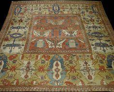Antique Bakhshayesh Rug