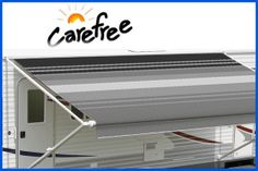 Carefree's roll out awnings offer great protection in rain, hail or shine. Constructed from superior materials and can be fully setup in less than 60 seconds. Suitable for almost every type of RV including Caravans, Pop-tops and Motorhomes. And with our great selection of colours they will add great value to your RV.