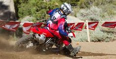 New 2016 Honda CRF®150R Expert Motorcycles For Sale in North Carolina,NC. Honda's CRF®150R is, hands down, the best MX machine in the Mini Class. Designed around a four-stroke powerplant that showcases plenty of Honda technology, it's also graced with the performance that will keep you up at the front of the pack and on the podium. And the CRF150R is available in two versions to fit a wider variety of riders: CRF®150R Expert, featuring bigger wheels, a higher seat and longer swingarm.
