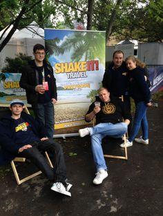 SHAKE IT! Family bawiło się z Wami i na Juwenaliach Politechniki Warszawskiej