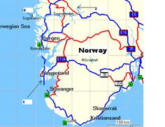 Map Of Farms Karmoy Norway Family History Norwegian Immigration - Karmoy norway map