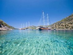 Coastal Turkey: Sparkling bays, staggering ruins, thrilling watersports, and chic hotels - Europe - Travel - The Independent