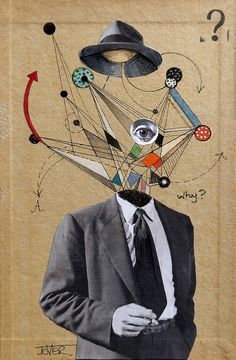 """djinn-gallery: """" Loui Jover - The Man who questioned everything """""""