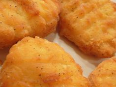 Receta de Nuggets de Pollo Hechos en Casa