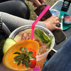 #glamping with camp cocktails in Port Fairy #portfairy by kate.does.things