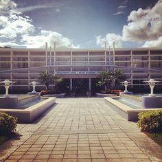 #Beautiful #day outside of ASSAF @Lynn University!
