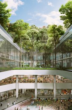 Kampung Admiralty by WOHA Architects in Singapore, Singapore