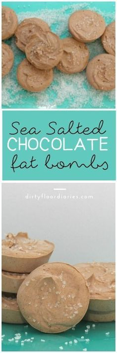Sea Salted chocolate