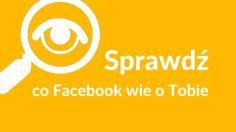 Prywatność na Facebooku to mit i nie pomogą żadne ustawienia.  Możesz sprawdzić, co wie o Tobie Facebook i jaki obraz Ciebie sobie stworzył na podstawie Twoich zachowań w internecie. Ciekawe na ile ten obraz jest trafny? - Sprawdź!  Polecam też bardziej prywatny komunikator, bo wiesz, że to co piszesz na FB Messengerze wcale takie prywatne nie jest? #facebook #socialmedia #DIY #howto #krokpokroku #PaniSerwisantka