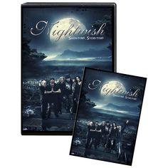 Showtime, storytime - Nightwish. Yksinoikeudella meiltä lipun kanssa (koko 75 x 110 cm).