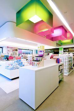 Farmacia Pellegrini Carvico Bergamo MOBIL M arredo farmacia