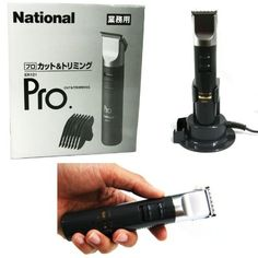 Special Offers - National(=Panasonic) Hair Clipper Trimmer ER121 - In stock & Free Shipping. You can save more money! Check It (April 15 2016 at 06:42PM) >> http://electrictoothbrushob.net/nationalpanasonic-hair-clipper-trimmer-er121/