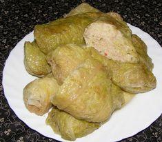 W Mojej Kuchni Lubię.. - In My Kitchen I like ..: szybkowar-gołąbki z szynki w kapuście włoskiej... Meat, Chicken, Blog, Blogging, Cubs