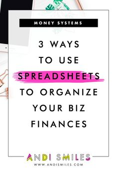 Spreadsheets | Bookk