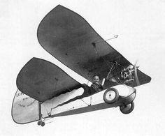 HM-14 Pou du ciel MIGNET