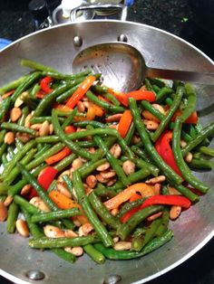 Prep Time : min Cook Time : min Tools : Covered sauce pan or pressure cooker Ingredients: - cup Marcona almonds . 21 Day Sugar Detox, Whole 30 Approved, Red Peppers, Almonds, Whole30, Yum Yum, Green Beans, Cooker, Good Food