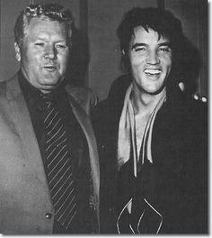 Vernon & Elvis Presley Press Conference - Las Vegas 1969