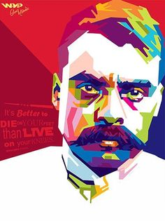 Emiliano Zapata, caudillo de la Revolucion Mexicana - It's better to die on yours feet than live on yours knees - Prefiero morir parado que vivir de rodillas - Emiliano Zapata.