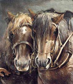 leon Engelen Horses