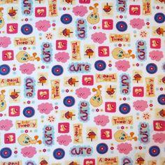 SheetWorld Fitted Crib / Toddler Sheet - Baby Tweety