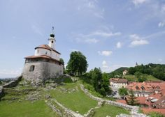 The Romanesque Chapel, Kamnik