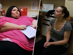 Woman Who Lost Over 500 Lbs. Stops Eating for Days at the Slightest Gain: 'I Tend to Freak Out' http://www.people.com/article/my-600-lb-life-where-are-they-now-christina-phillips