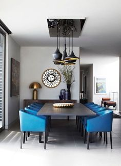 456 Best Black Dining Table Ideas Images Modern Dining Rooms