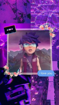Boboiboy Galaxy, Anime Galaxy, Boboiboy Anime, Anime Art, Aesthetic Pastel Wallpaper, Aesthetic Wallpapers, Galaxy Wallpaper Iphone, My Childhood, Boyfriend