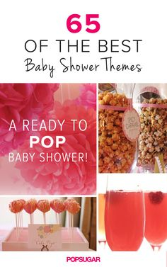 65 of the Best Baby Shower Themes (many could work for kids bday party, too)