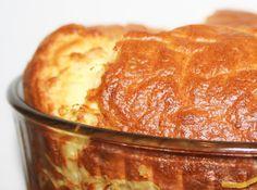La Cuisine de Bernard: Le Soufflé au Fromage que l'on peut préparer à l'avance succulent