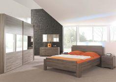 KUGA - installez-vous confortablement dans votre lit Kuga, et profitez d'une nuit de sommeil bien méritée  | Meubles Nikelly
