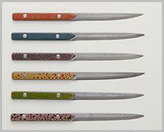 暗紋ペーパーナイフ中 全長20.0cm