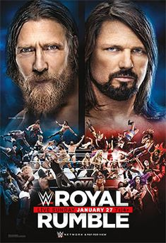 Royal Rumble 2019 comes to Phoenix tonight and will stream live on the award-winning WWE Network beginning at 7 ET / 4 PT. Wwe Divas, Wwe Ppv, Wwe Royal Rumble, Kurt Angle, Wwe Pay Per View, Daniel Bryan, Streaming Movies, One Pic, Wrestling