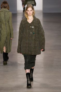 Calvin Klein Fall 2014: All the Looks | StyleCaster