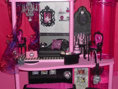 monster high doll house devins sweet 1600 palace monster high dolls com dreamz bathroom dollhouse