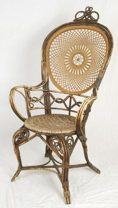 Wicker, Chairs, Furniture, Home Decor, Decoration Home, Room Decor, Home Furnishings, Stool, Side Chairs