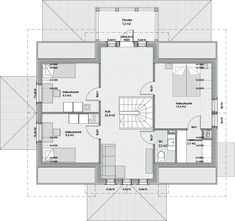 Iso-Antti 150 Floor Plans, How To Plan, Floor Plan Drawing, House Floor Plans