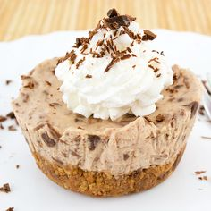 Skor bar cheesecake recipe. #skor #cheesecake #recipe