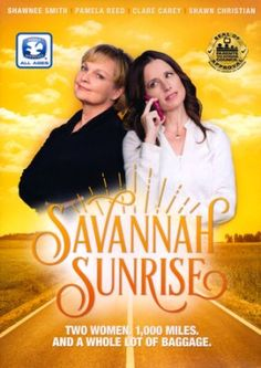 The road trip of a lifetime begins when the uplifting family comedy, Savannah Sunrise , arrives on DVD at Walmart, Digital HD a. Good Comedy Movies, Romance Movies, Great Movies, Shawn Christian, Pamela Reed, Christian Book Distributors, Saw Series, Shawnee Smith, Lifetime Movies