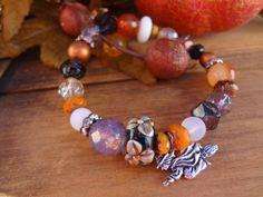 Witch Bracelet Halloween Jewelry Halloween by FeminineGenius